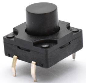 5 pezzi 6 * 6 * 6 interruttore tattico / interruttore tattico impermeabile / interruttore tachimetro