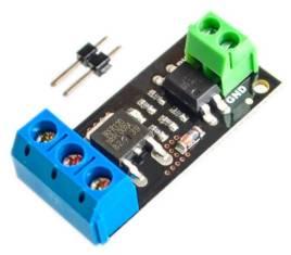 Modulo di effetto di campo del modulo di controllo MOSFET del modulo MOS FR120N
