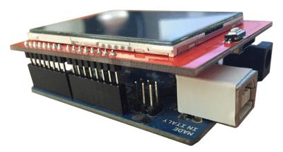 Display LCD Shield para Arduino