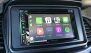 Apple+Carplay+Head+Unit+Install+Pioneer+Touch+Sceen+Car+Radio+Sat+Nav+Mobile+Car+Audio+Installation+Gold+Coast+Mitsubishi+Triton+2014