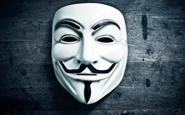 Be anonymous
