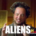 Aliens.