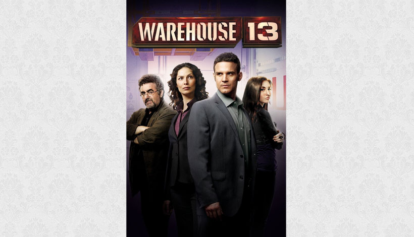 Warehouse 13 is new and it's good!