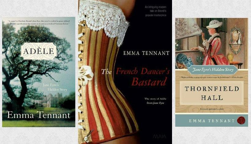 The French Dancer's Bastard by Emma Tennant (2002)