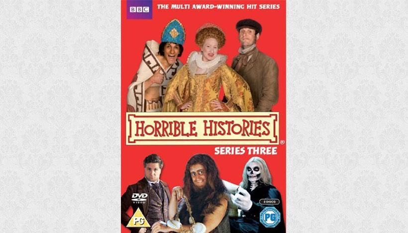 Horrible Histories (2011) 3.6-7