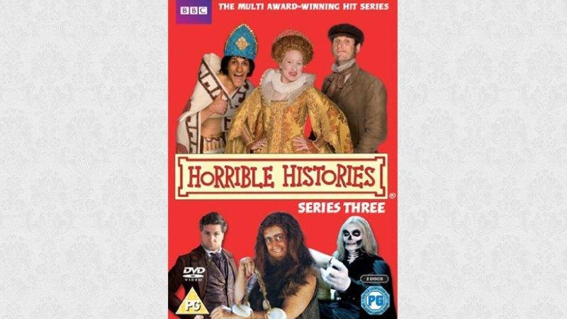 Horrible Histories series 3