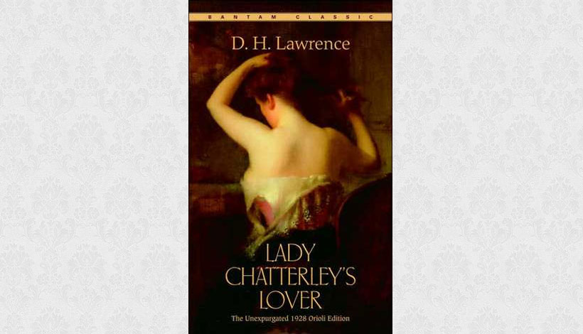 Lady Chatterley's Lover by DH Lawrence (1928)