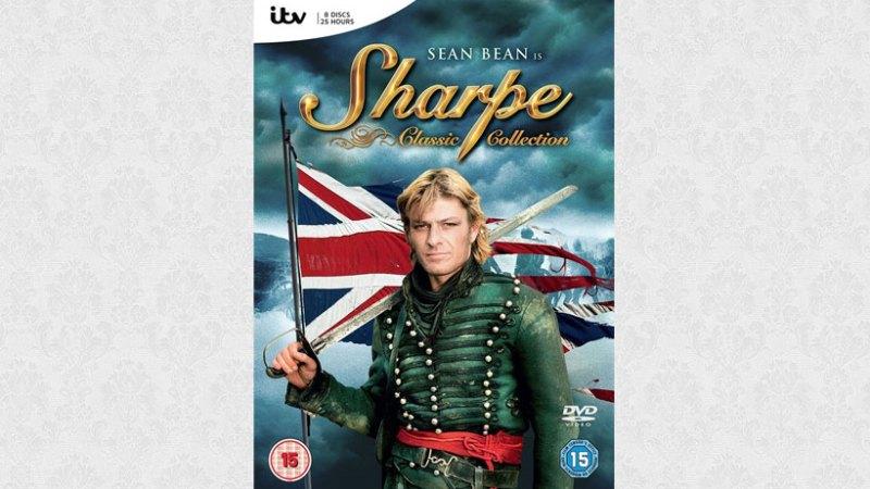 Sean Bean is Sharpe