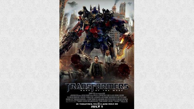 Transformers: Dark of the Moon 2011