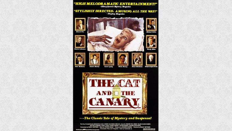 The Cat and the Canary 1978