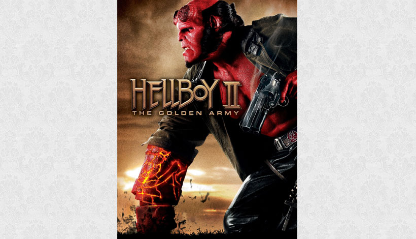 Hellboy 2: The Golden Army (2008)