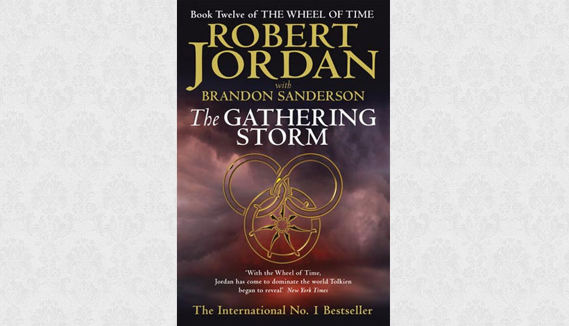 The Gathering Storm by Robert Jordan and Brandon Sanderson (2009)