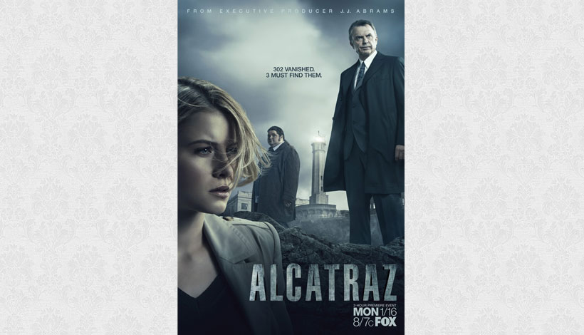 Alcatraz: interview with Sarah Jones