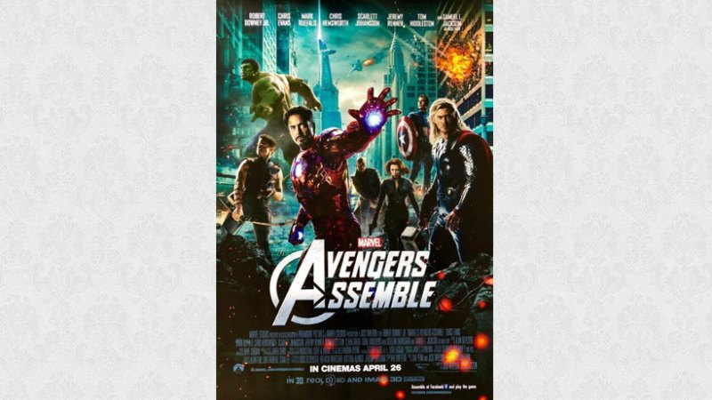 Avengers Assemble 2012