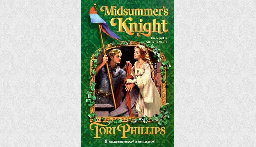 Midsummer's Knight by Tori Phillips (1998)