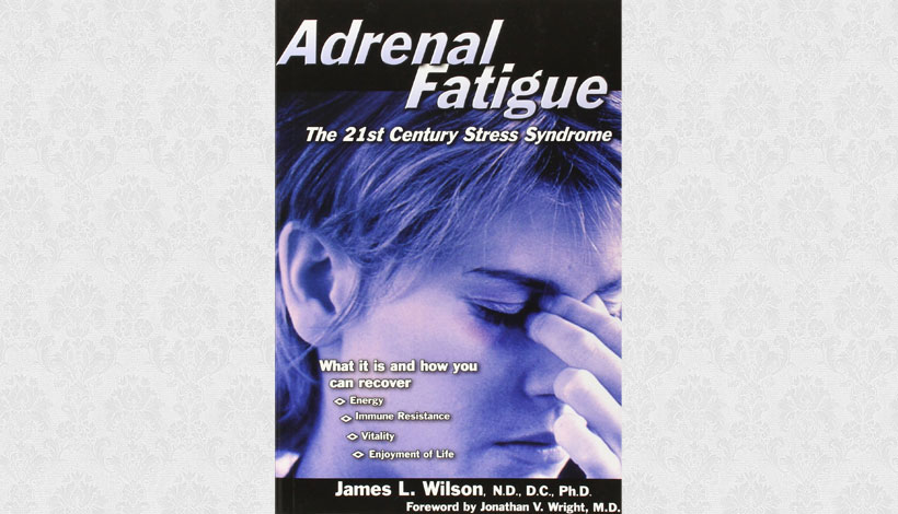 Adrenal Fatigue: The 21st Century Stress Syndrome by James L Wilson (2001)