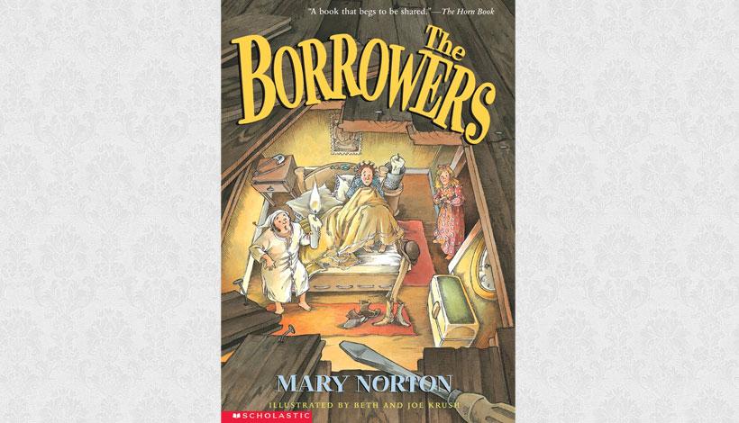 The Borrowers by Mary Norton (1952)