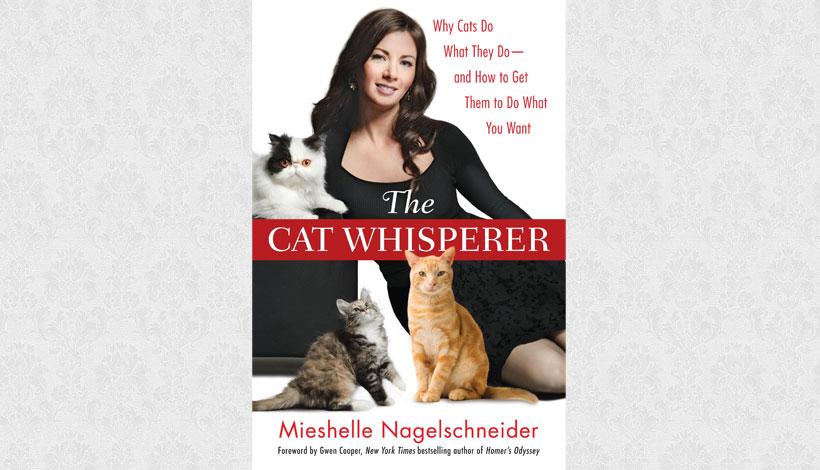 The Cat Whisperer by Mieshelle Nagelschneider (2013)