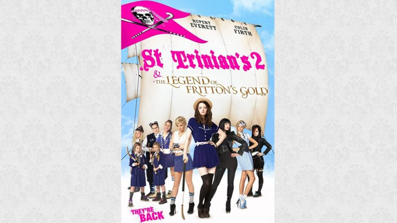 St Trinians 2: The Legend of Fritton's Gold 2009