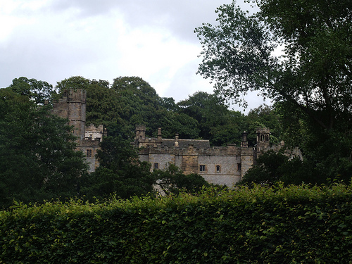 Filming locations: Haddon Hall in Derbyshire