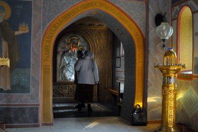 И снова я в Зверинецком монастыре. Живые фотографии о вечном 13