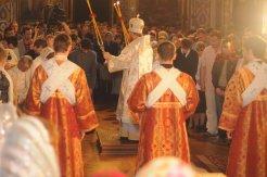 Фоторепортаж из Свято-Троицкого Ионинского монастыря о праздновании Светлого праздника Пасхи 5