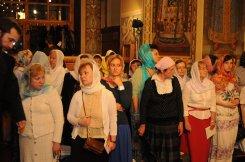 Фоторепортаж из Свято-Троицкого Ионинского монастыря о праздновании Светлого праздника Пасхи 15