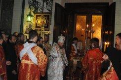 Фоторепортаж из Свято-Троицкого Ионинского монастыря о праздновании Светлого праздника Пасхи 28