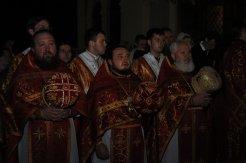 Фоторепортаж из Свято-Троицкого Ионинского монастыря о праздновании Светлого праздника Пасхи 36