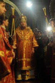 Фоторепортаж из Свято-Троицкого Ионинского монастыря о праздновании Светлого праздника Пасхи 65