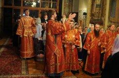 Фоторепортаж из Свято-Троицкого Ионинского монастыря о праздновании Светлого праздника Пасхи 133