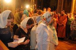 Фоторепортаж из Свято-Троицкого Ионинского монастыря о праздновании Светлого праздника Пасхи 159