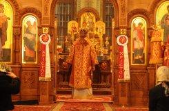 Фоторепортаж из Свято-Троицкого Ионинского монастыря о праздновании Светлого праздника Пасхи 170
