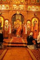 Фоторепортаж из Свято-Троицкого Ионинского монастыря о праздновании Светлого праздника Пасхи 183