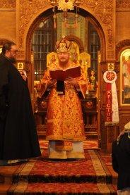 Фоторепортаж из Свято-Троицкого Ионинского монастыря о праздновании Светлого праздника Пасхи 194