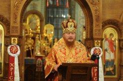 Фоторепортаж из Свято-Троицкого Ионинского монастыря о праздновании Светлого праздника Пасхи 201