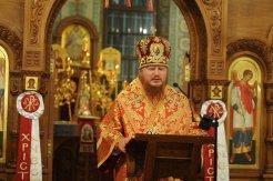 Фоторепортаж из Свято-Троицкого Ионинского монастыря о праздновании Светлого праздника Пасхи 202