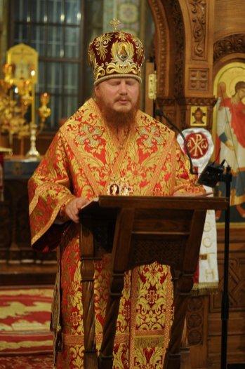 Фоторепортаж из Свято-Троицкого Ионинского монастыря о праздновании Светлого праздника Пасхи 205