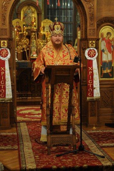 Фоторепортаж из Свято-Троицкого Ионинского монастыря о праздновании Светлого праздника Пасхи 210