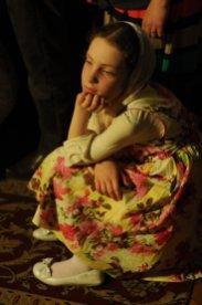 Фоторепортаж из Свято-Троицкого Ионинского монастыря о праздновании Светлого праздника Пасхи 219