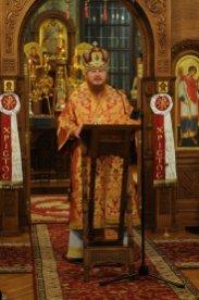 Фоторепортаж из Свято-Троицкого Ионинского монастыря о праздновании Светлого праздника Пасхи 226