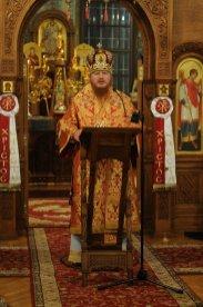 Фоторепортаж из Свято-Троицкого Ионинского монастыря о праздновании Светлого праздника Пасхи 227