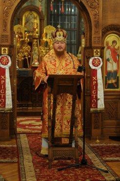Фоторепортаж из Свято-Троицкого Ионинского монастыря о праздновании Светлого праздника Пасхи 229