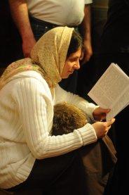 Фоторепортаж из Свято-Троицкого Ионинского монастыря о праздновании Светлого праздника Пасхи 254