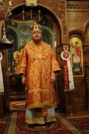 Фоторепортаж из Свято-Троицкого Ионинского монастыря о праздновании Светлого праздника Пасхи 280