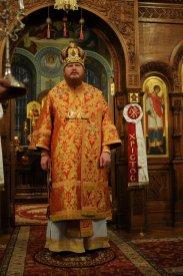 Фоторепортаж из Свято-Троицкого Ионинского монастыря о праздновании Светлого праздника Пасхи 282