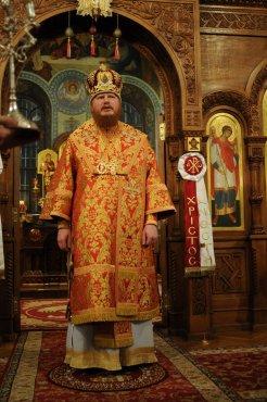 Фоторепортаж из Свято-Троицкого Ионинского монастыря о праздновании Светлого праздника Пасхи 284