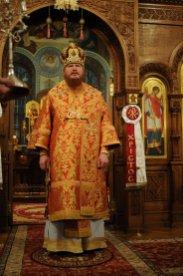 Фоторепортаж из Свято-Троицкого Ионинского монастыря о праздновании Светлого праздника Пасхи 286