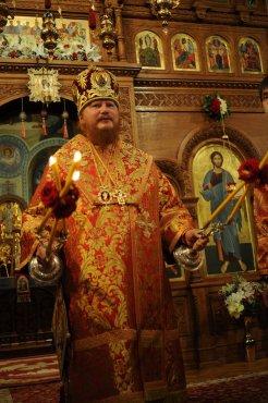 Фоторепортаж из Свято-Троицкого Ионинского монастыря о праздновании Светлого праздника Пасхи 296