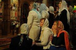 Фоторепортаж из Свято-Троицкого Ионинского монастыря о праздновании Светлого праздника Пасхи 312